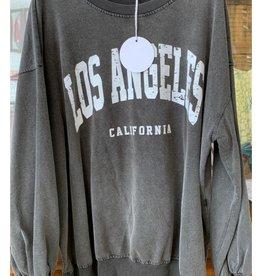"""Andere Marken Sweatshirt """"Los Angeles"""""""