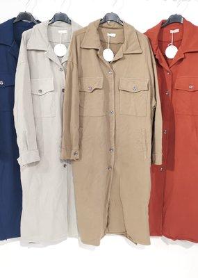 Andere Marken Long Jacket