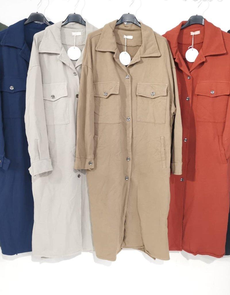 Andere Marken Basic Mantel