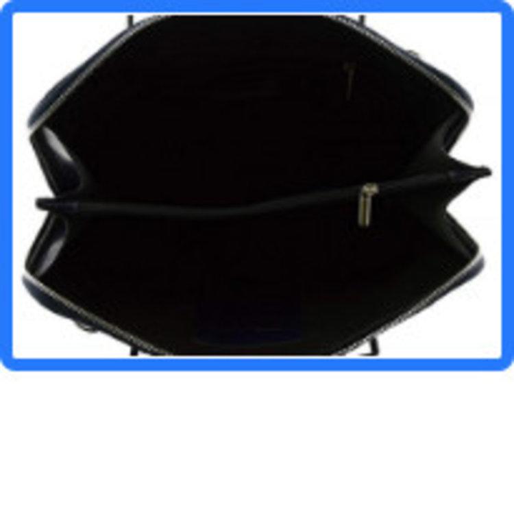 SAB Design Laptoptas 14 inch leder met logo