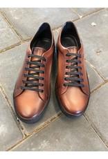 Roel Berkelmans Sneaker - Bruin/Cognac hand finished