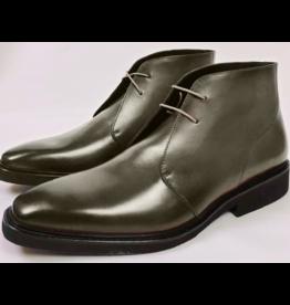 Roel Berkelmans Derby boot extra breed kleur grijs