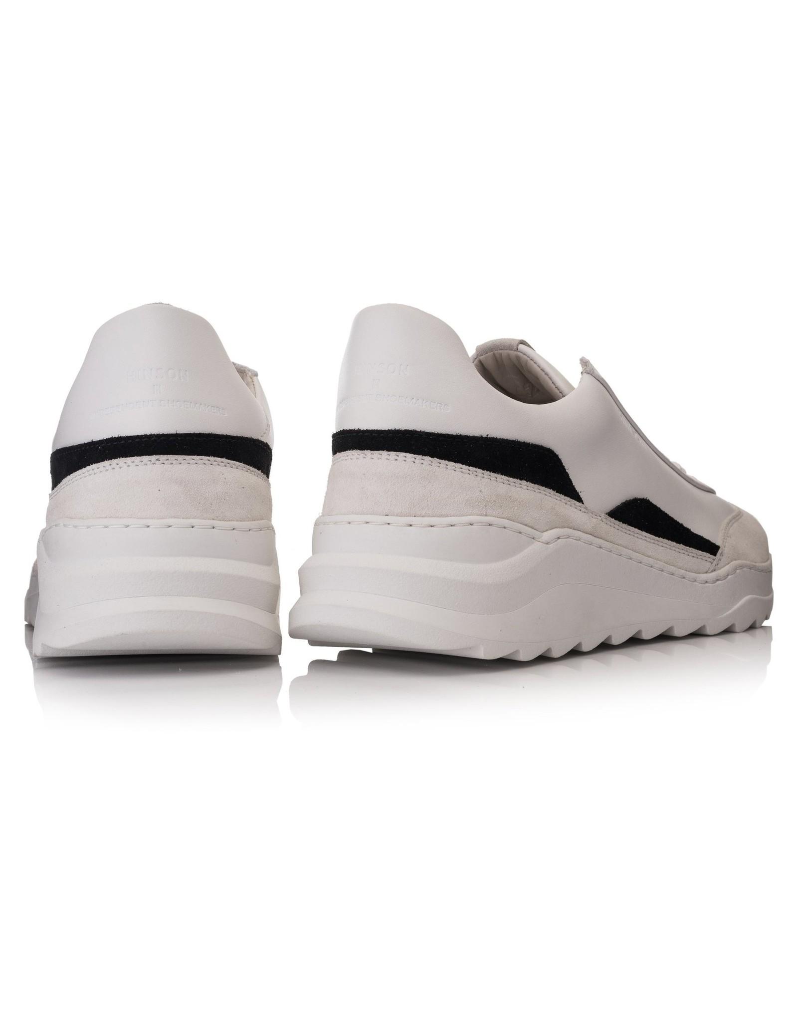Hinson Sneaker wit/zwart heren