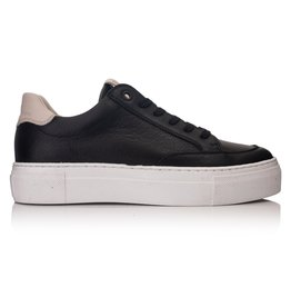 Hinson Sneaker dames zwart