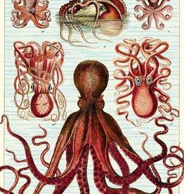 VINTAGE POSTER - Octopods (50x70cm)