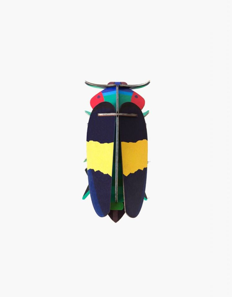 DIY WALL DECORATION - Jewel Beetle