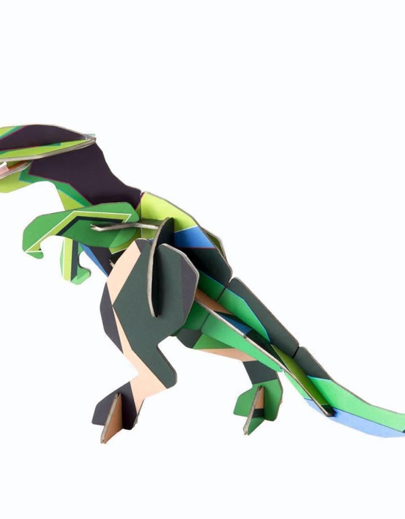 DIY DECORATIE - T-Rex