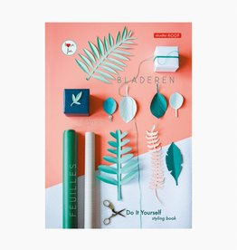DIY STYLING BOOK - Green Leaves