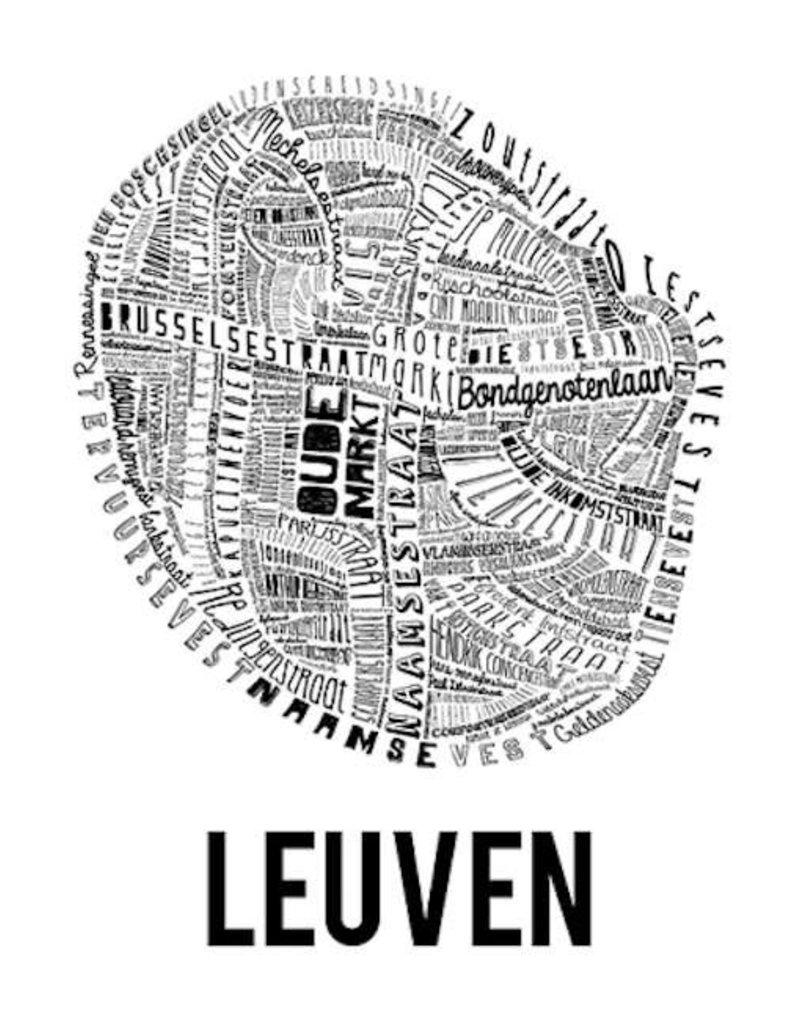 POSTER - Leuven (70x100cm)