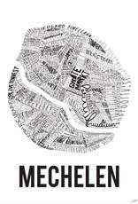 AFFICHE - Mechelen (70x100cm)