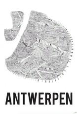 POSTER - Antwerpen (70x100cm)