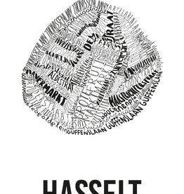 AFFICHE - Hasselt (70x100cm)