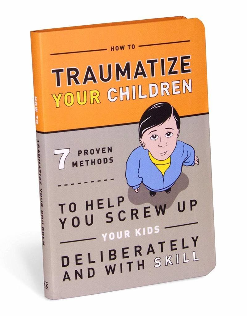 Traumatize your children - KNOCK KNOCK