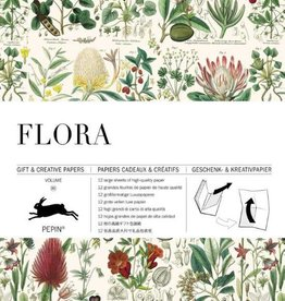 GIFT & CREATIVE PAPERS - Vol. 85 - Flora