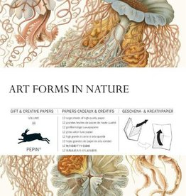 Gift Wrap N°83 - ART FORMS IN NATURE