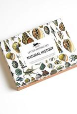 SET D'ECRITURE DE LETTRES - Histoire Naturelle