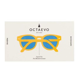 OCTAEVO bookmark - riviera