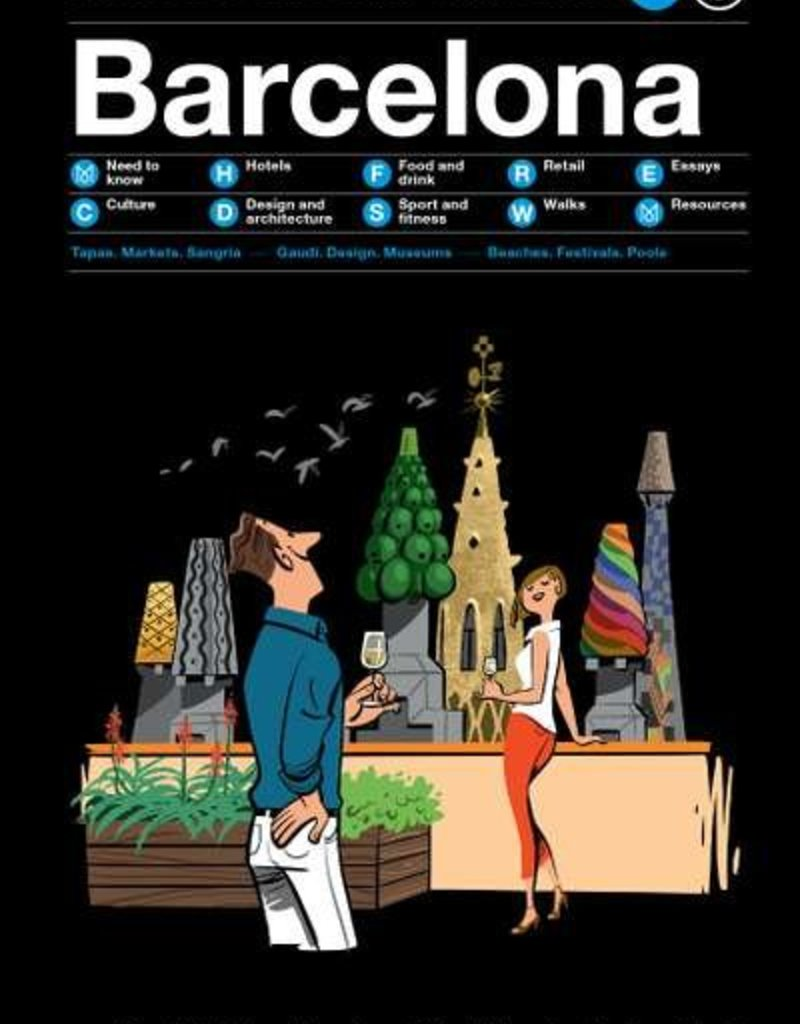 MONOCLE TRAVEL GUIDE  - Barcelona