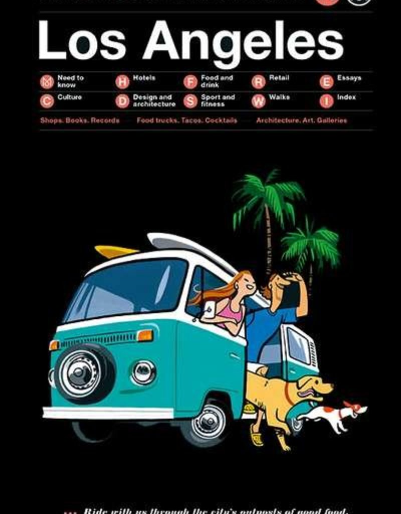 MONOCLE TRAVEL GUIDE  - Los Angeles