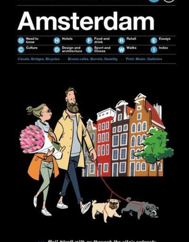 MONOCLE REISGIDS -  Amsterdam