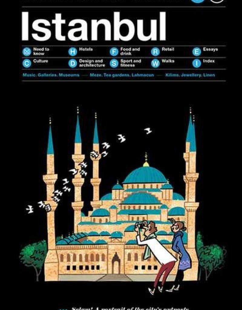 MONOCLE REISGIDS - Istanbul