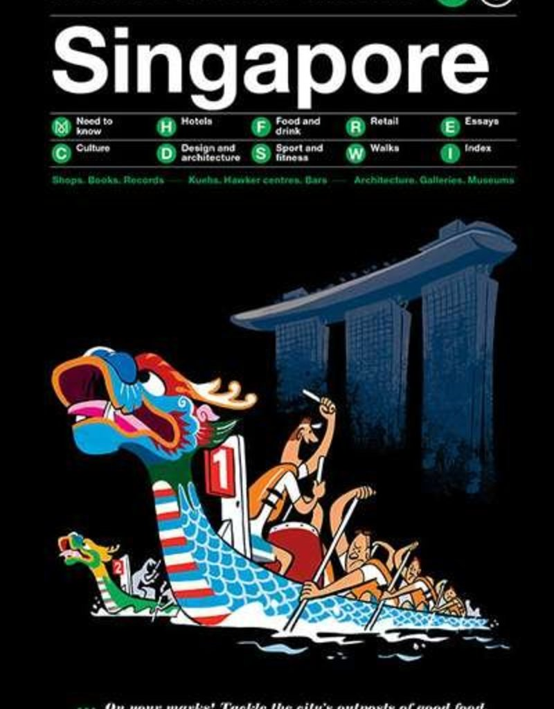 MONOCLE REISGIDS -  Singapore