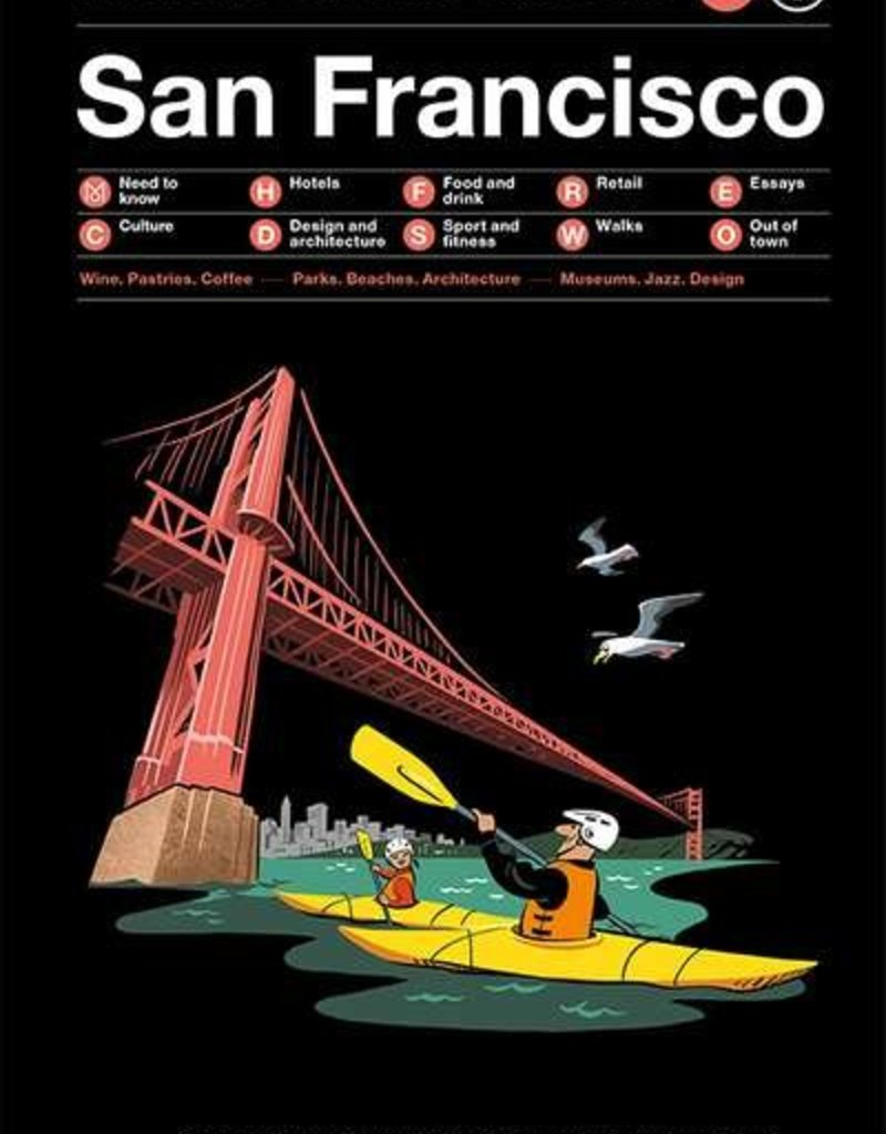 MONOCLE TRAVEL GUIDE - San Francisco