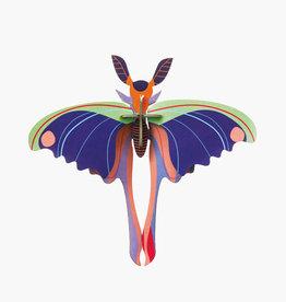 Blauwe Komeet Vlinder