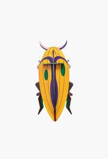 DIY WALL DECORATION - Click Beetle