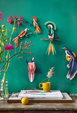 DIY DECORATION MURAL - Oiseaux du Paradis - Obi