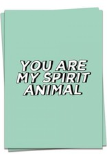 KAART BLANCHE - You Are My Spirit Animal
