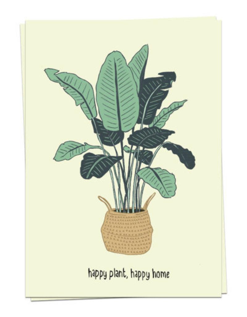 KAART BLANCHE - Happy Plant, Happy Home