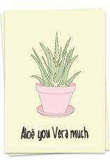 KAART BLANCHE - Aloë You Vera Much