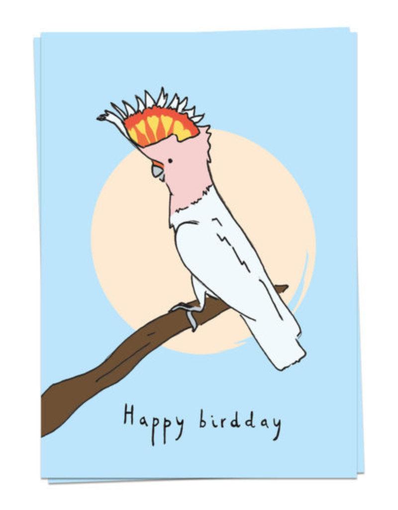 KAART BLANCHE - Happy Birdday