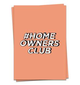 KAART BLANCHE GREETING CARD - homeownersclub