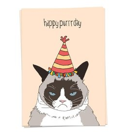 KAART BLANCHE - Happy Purrrday