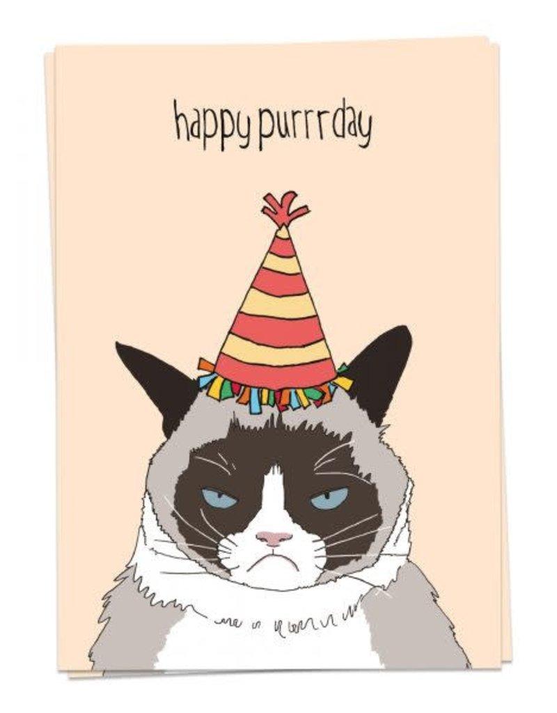 KAART BLANCHE - Happy Purrrday