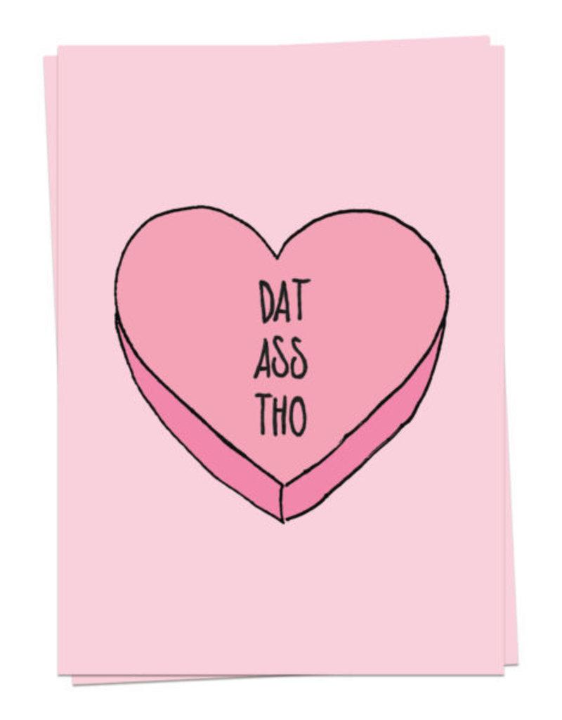 KAART BLANCHE - Dat Ass Tho