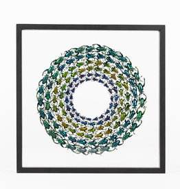 Wheel of Beetles - Groen & Blauw