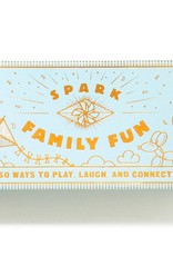 SPARK Family Fun - 50 Ways to Play