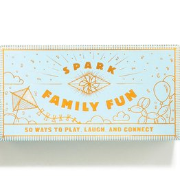 SPARK Family Fun - 50 Ways to Play