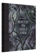 Monsters You Should Know - Emma Sancartier