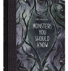 Chronicle Books MONSTERS YOU SHOULD KNOW - Emma Sancartier