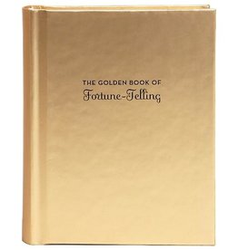 Chronicle Books THE GOLDEN BOOK OF FORTUNE-TELLING