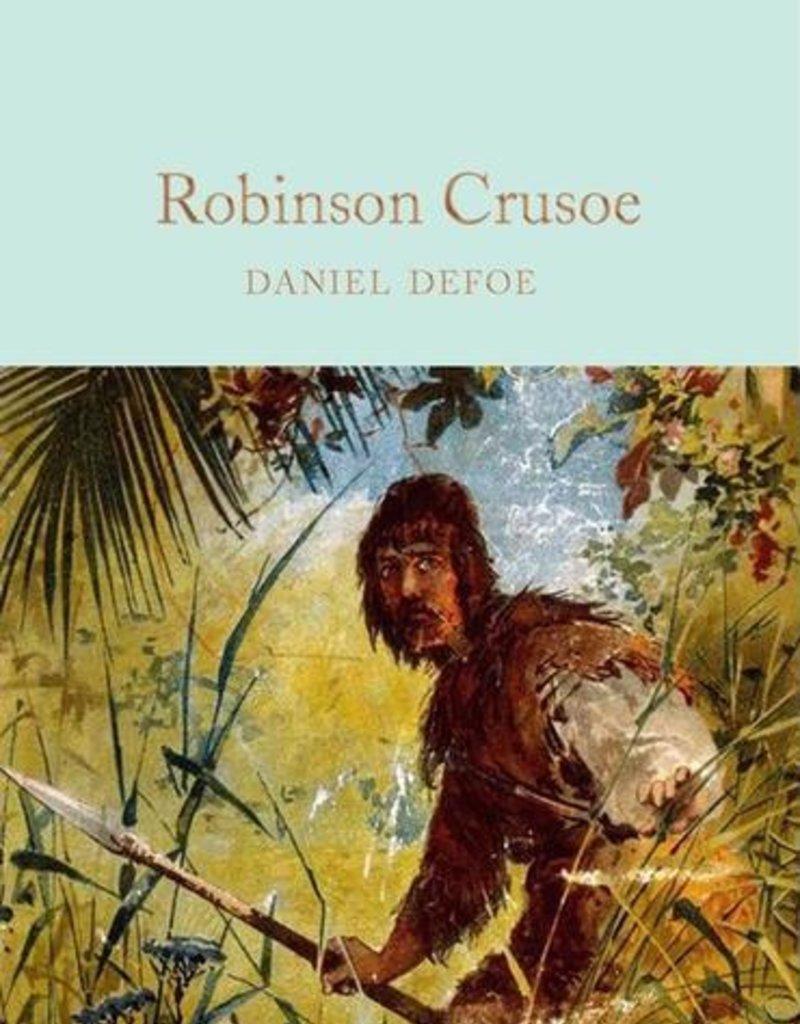 Robinson Crusoe -Daniel Defoe