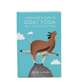 BEGINNERS'S GUIDE TO GOAT YOGA