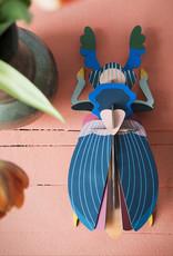 DIY WANDDECORATIE - Japanse Kever