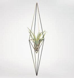 DIY plantenhanger Cone