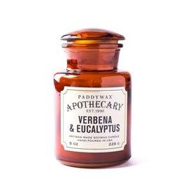 APOTHECARY - Glass Candle - Verbena & Eucalyptus (226g)