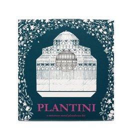 PLANTINI: miniature planthouse